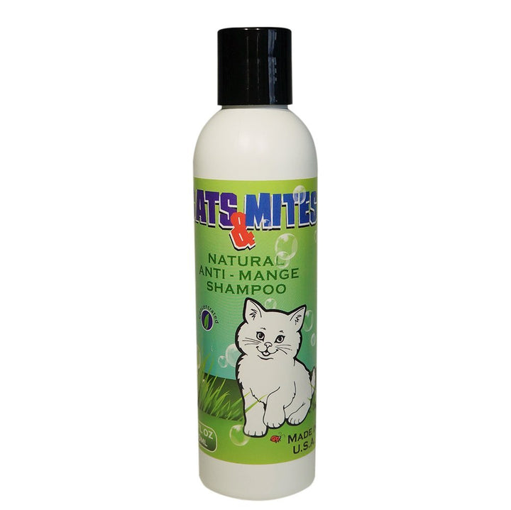 Cat Skin Allergy Relief Shampoo, Therapeutic With Lemongrass and Lavender Oils, Hypo-Allergic & Soothing, For Dry, Itchy and Sensitive Skin. - ovante