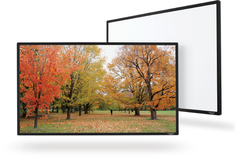 Edge 4K Ultra-Narrow Bezel Frame