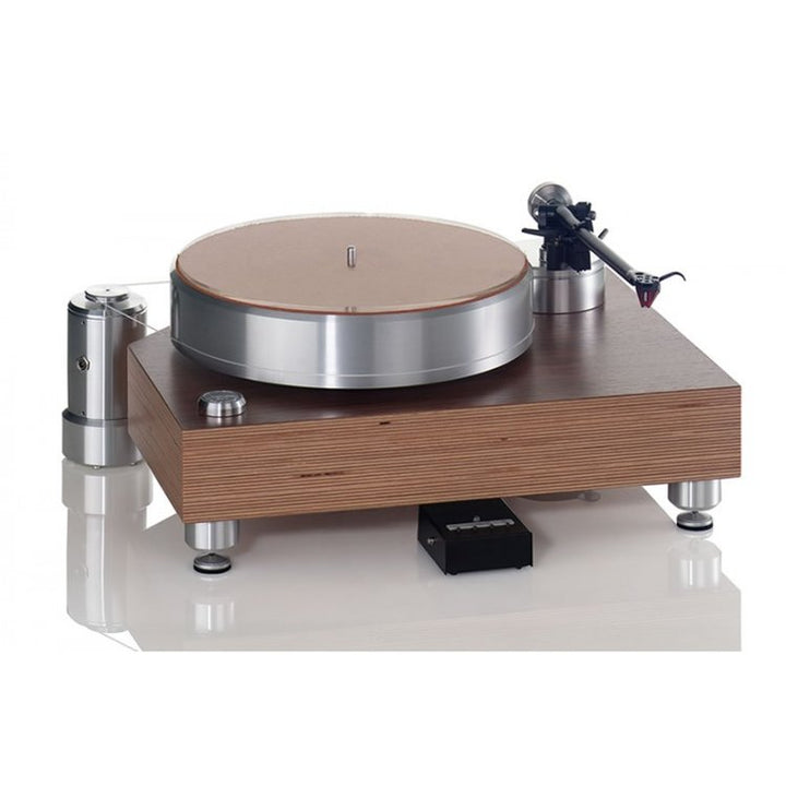 Solid Wood w/ WTB-370 Tonearm & MP110 Cartridge