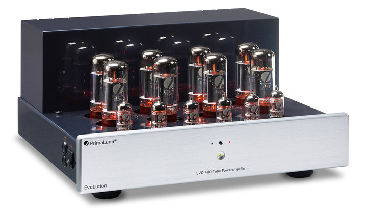 Evo 400 Power Amplifier