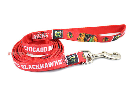 Chicago Blackhawks Premium Dog Leash (Discontinued)