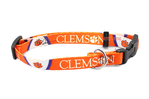 Clemson Tigers Dog Collar (Discontinued)