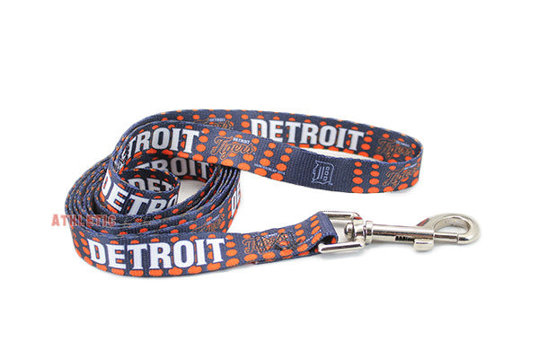Detroit Tigers Dog Leash (Discontinued)