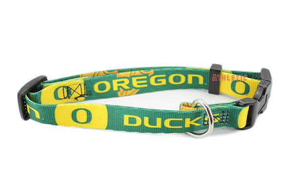 Oregon Ducks Dog Collar (Discontinued)