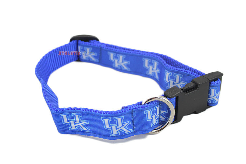 Kentucky Wildcats Premium Dog Collar