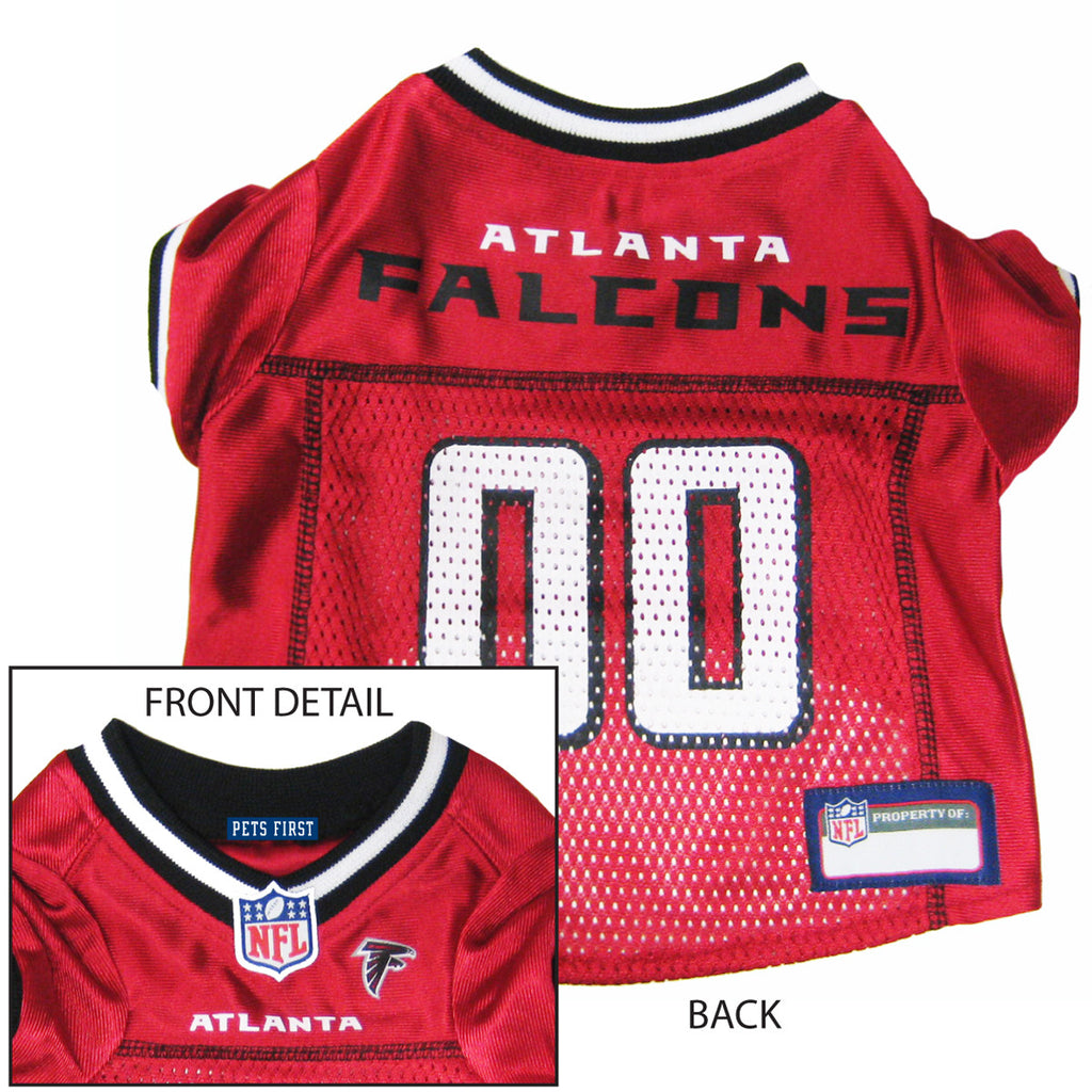 Atlanta Falcons Dog Jersey
