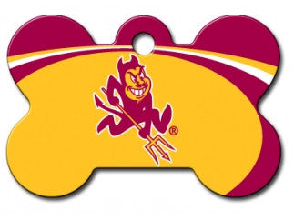 Arizona State Sun Devils Dog ID Tag