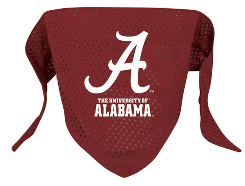 Alabama Crimson Tide Dog Bandana (Discontinued)