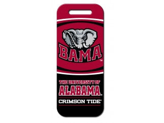Alabama Crimson Tide Luggage Tag