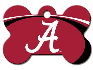 Alabama Crimson Tide Dog ID Tag