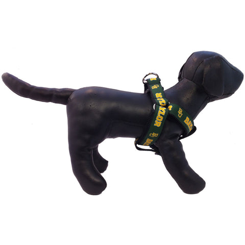 Baylor University Bears Premium Dog Harness