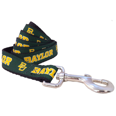 Baylor University Bears Premium Dog Leash
