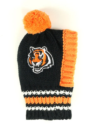 Cincinnati Bengals Knit Hat