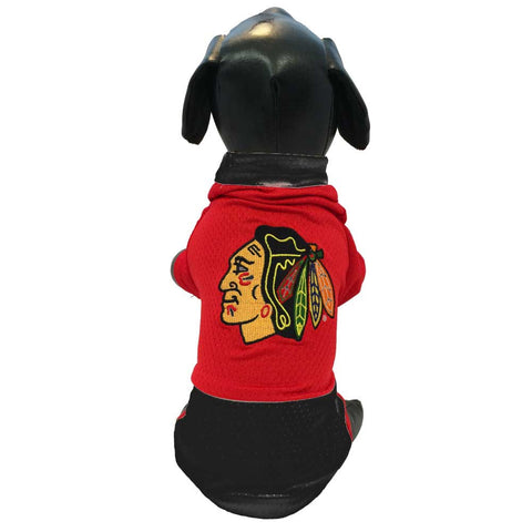 bfc186b5d85 Chicago Blackhawks Dog Collars, Leashes, ID Tags, Jerseys & More ...