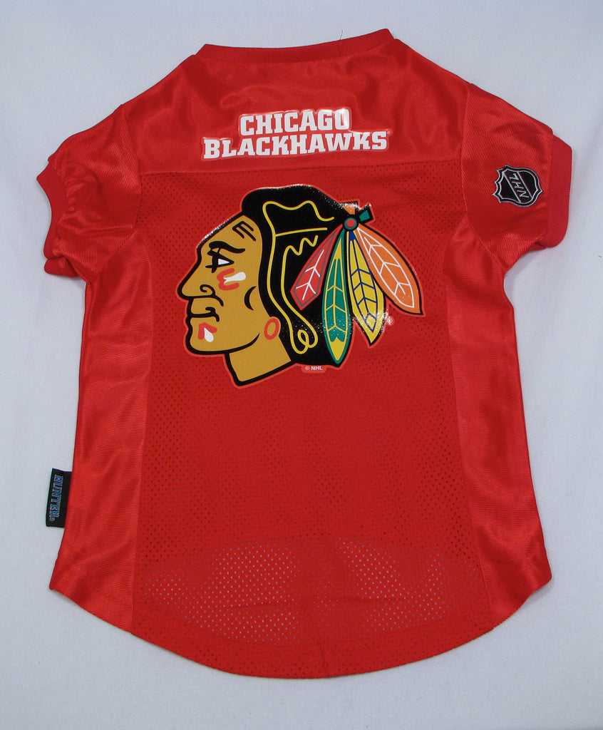 Chicago Blackhawks Dog Jersey (Discontinued)