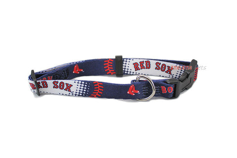 Boston Red Sox Dog Collar (Discontinued)