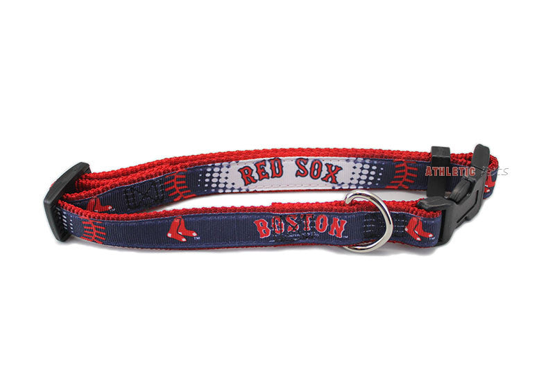 Boston Red Sox Premium Dog Collar (Discontinued)