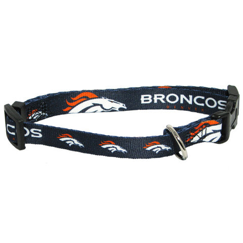 Denver Broncos Dog Collar (Discontinued)