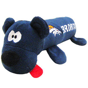 Denver Broncos Plush Tube Toy