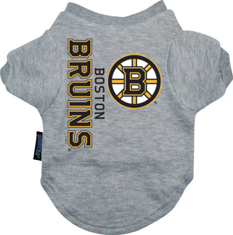 Boston Bruins Dog T-Shirt
