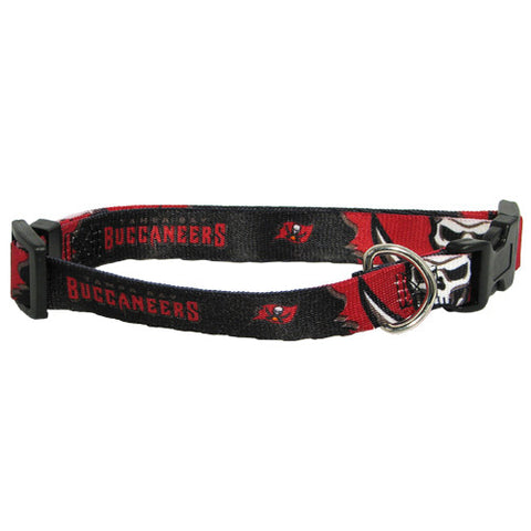 Tampa Bay Buccaneers Dog Collar (Discontinued)