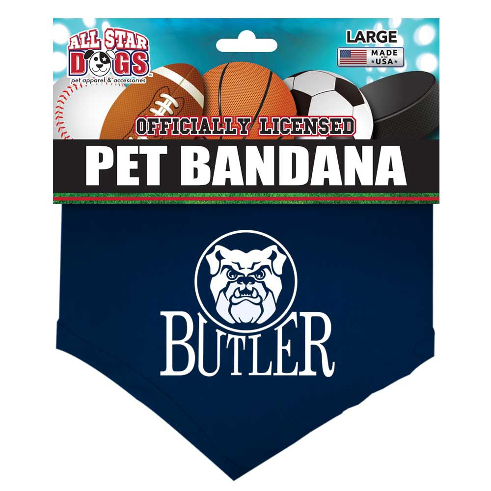 Butler Bulldogs Dog Bandana