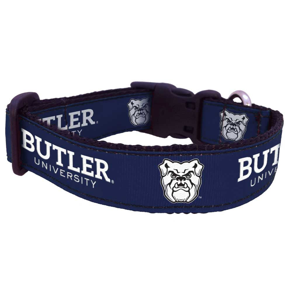 Butler Bulldogs Premium Dog Collar