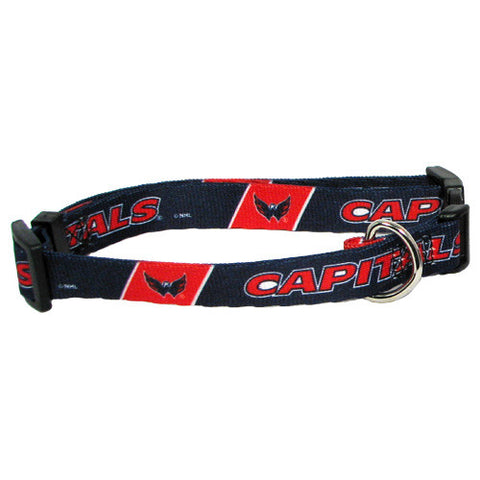 Washington Capitals Dog Collar (Discontinued)