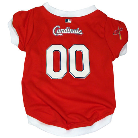 St. Louis Cardinals Dog Jersey (Discontinued)