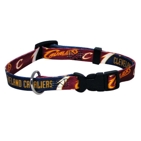 Cleveland Cavaliers Dog Collar (Discontinued)
