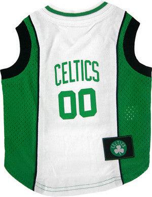 Boston Celtics Dog Tank Jersey
