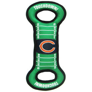 Chicago Bears Field Pull Toy