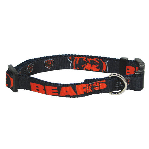 Chicago Bears Premium Dog Collar (Discontinued)