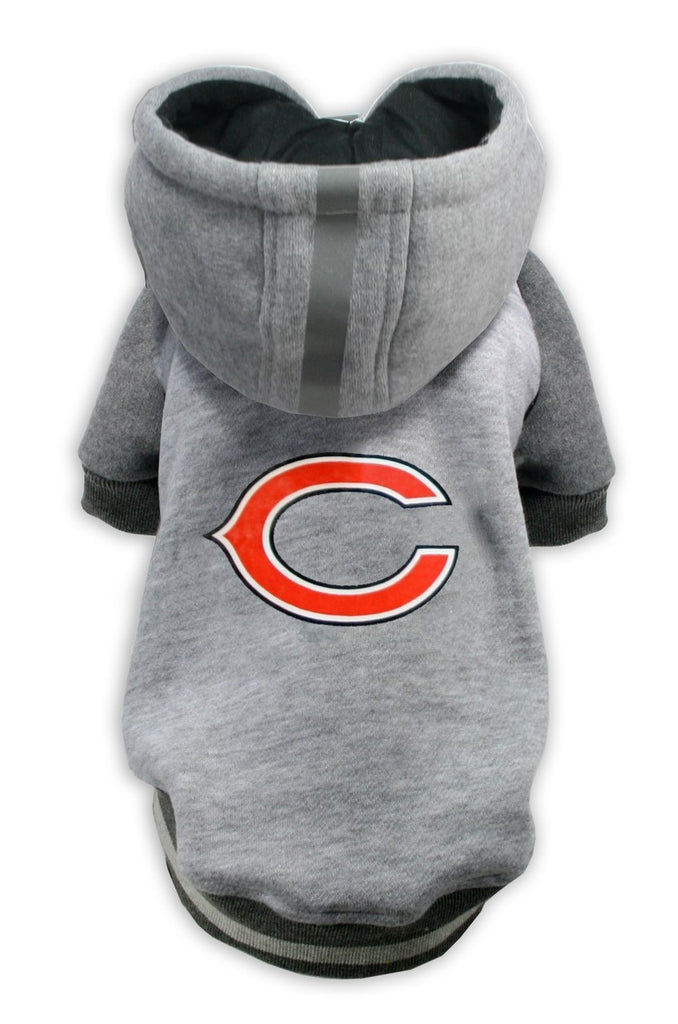Chicago Bears Dog Hoodie Sweatshirt