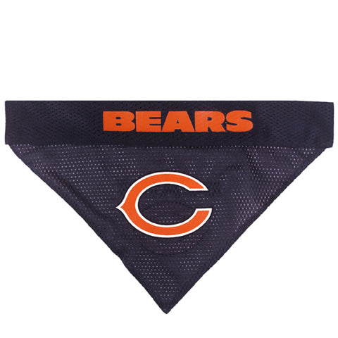 Chicago Bears Reversible Dog Bandana