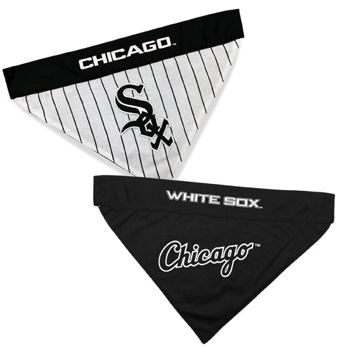 Chicago White Sox Reversible Dog Bandana