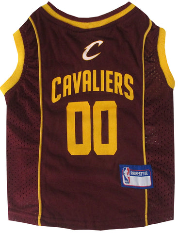 Cleveland Cavaliers Dog Tank Jersey (Discontinued)
