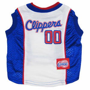 LA Clippers Dog Tank Jersey