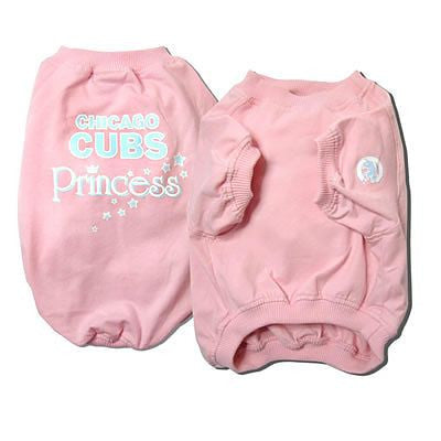Chicago Cubs Pink Princess T-Shirt (Discontinued)
