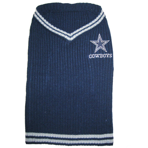 Dallas Cowboys Dog Sweater