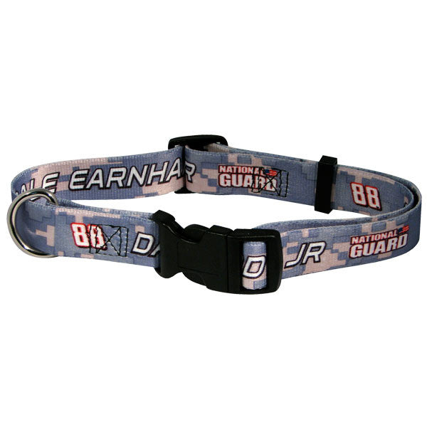 Dale Earnhardt Jr. #88 National Guard Dog Collar