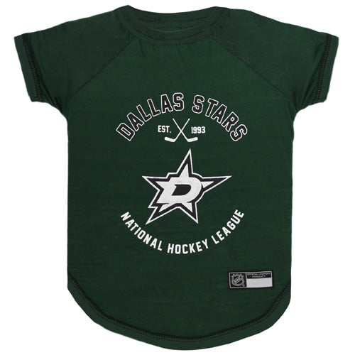 Dallas Stars Dog T-Shirt