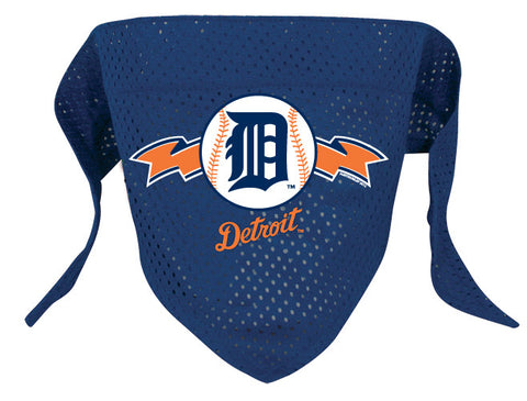 Detroit Tigers Dog Bandana (Discontinued)