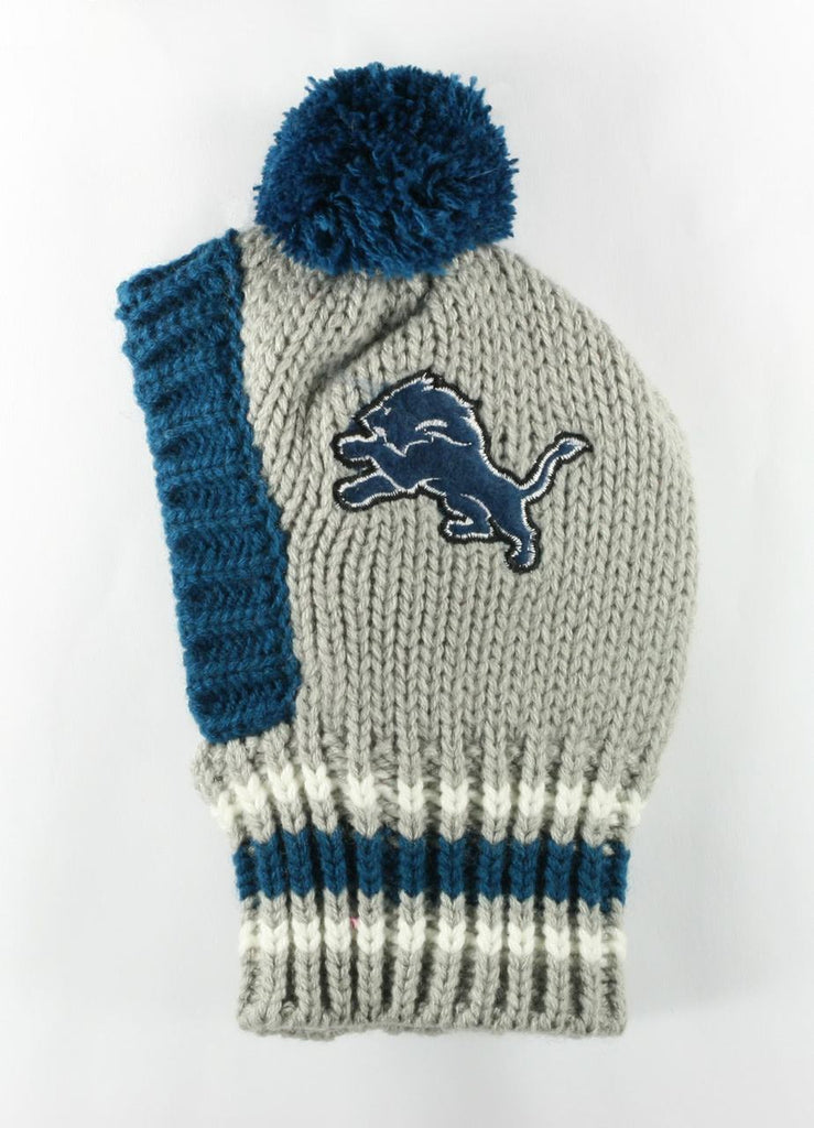 Detroit Lions Knit Hat