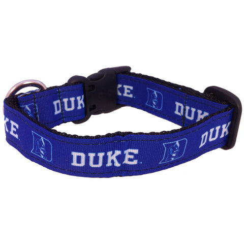 Duke Blue Devils Premium Dog Collar