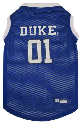 Duke Blue Devils Dog Basketball Jersey