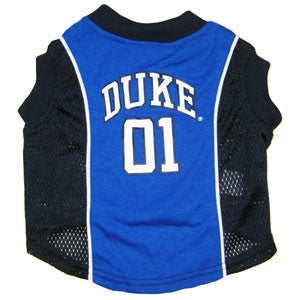 Duke Blue Devils Dog Basketball Jersey 2