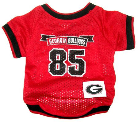 Georgia Bulldogs Dog Jersey (Discontinued)