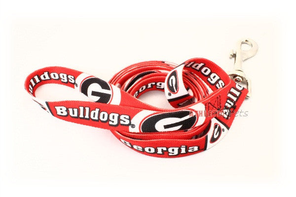 Georgia Bulldogs Dog Leash 2 (Discontinued)