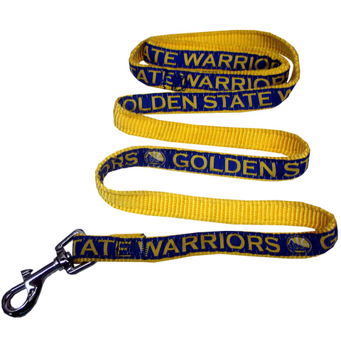 Golden State Warriors Dog Leash